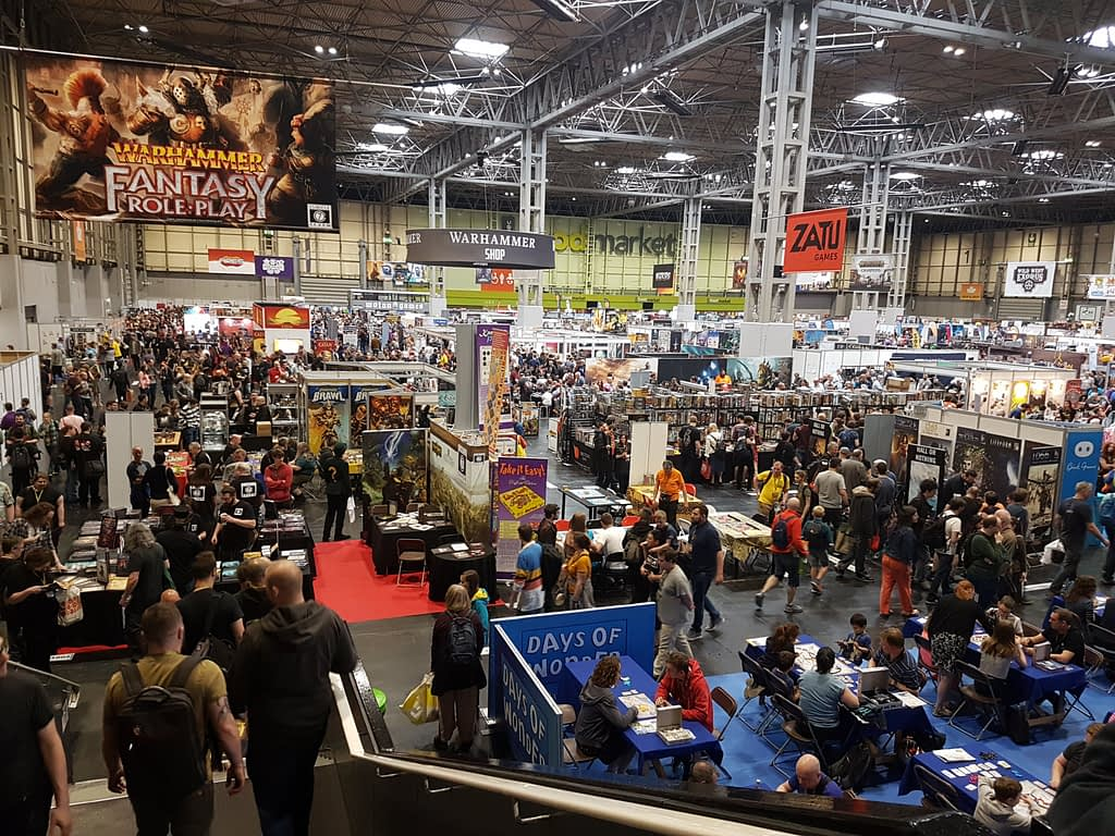 UKGE2019