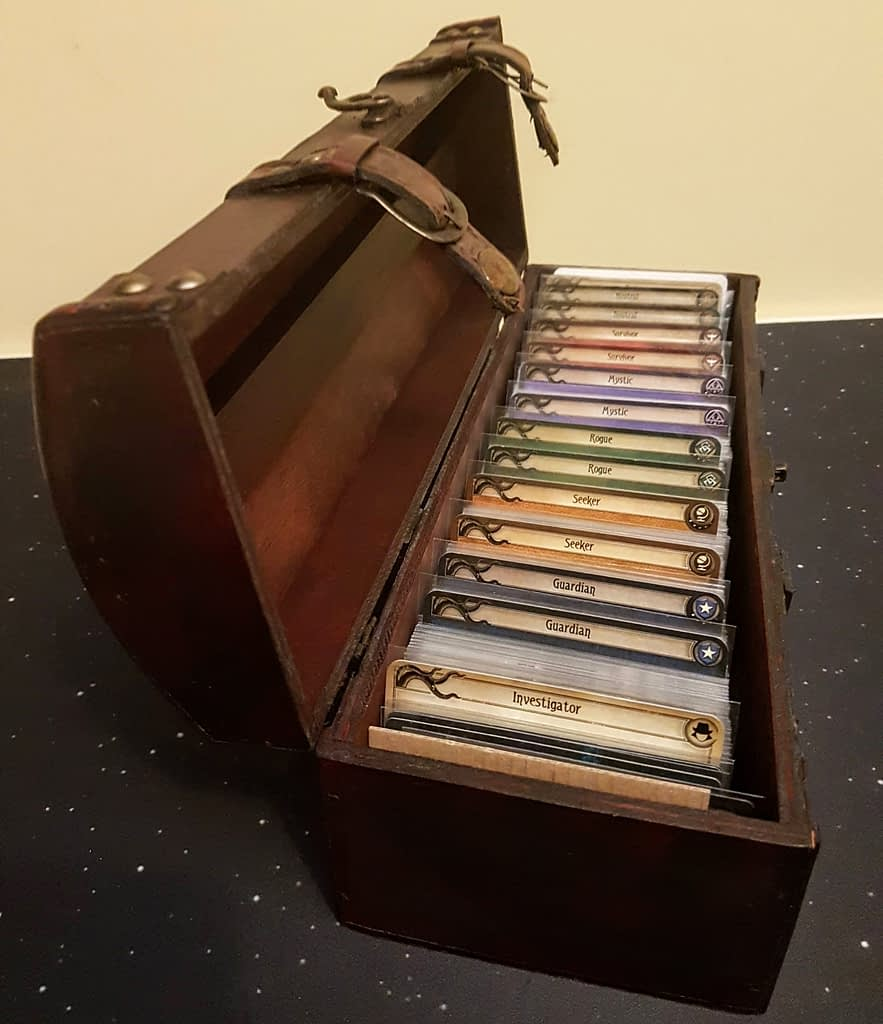 Player card storage - other view